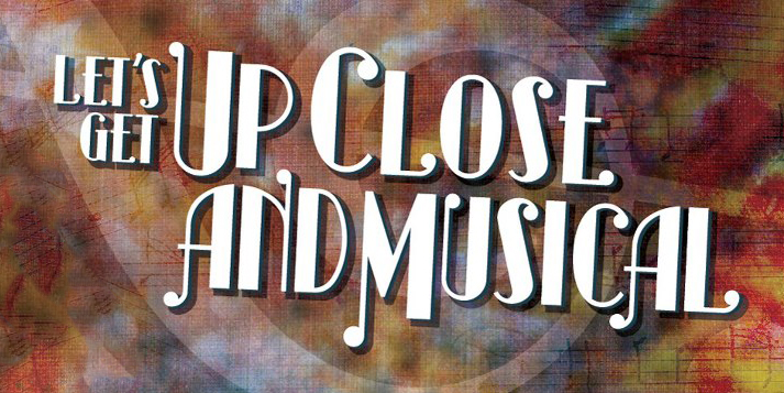 Up Close and Musical Logo